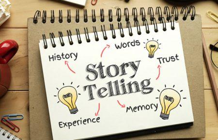 راه های جذب مشتری از طریق داستان سرایی
