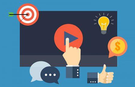 چهار ایده برای بازاریابی ویدئویی