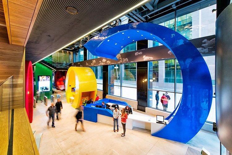 ساخت فرهنگ سازمانی به روش گوگل