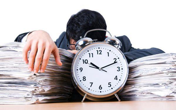 مدیریت زمان مهمترین دارایی یک کسبوکار است