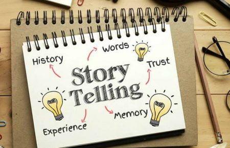 داستان گویی ، ابزار باارزش برندها در موفقیت کسبوکار