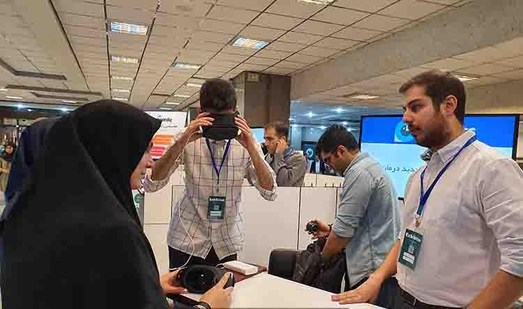 درمان تنبلی چشم با استفاده از واقعیت مجازی