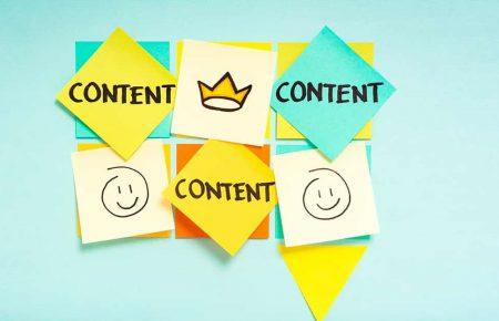 راهنمای کامل محتوا و بازاریابی محتوا