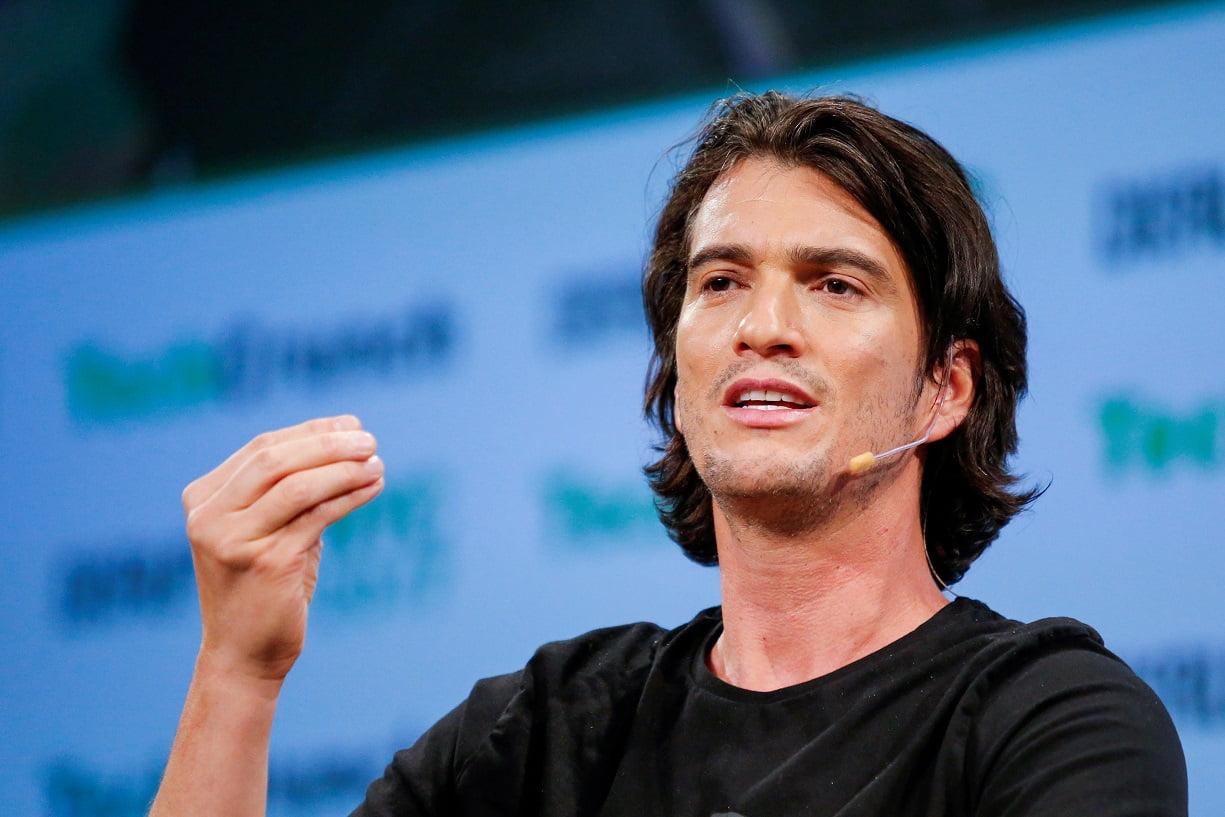 وی ورک ، داستان درخشش و افول یک استارتاپ میلیارد دلاری
