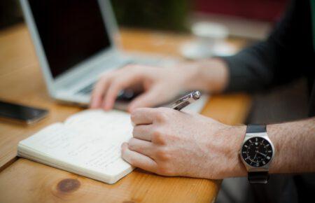 مراحل نوشتن یک گزارش کار استاندارد