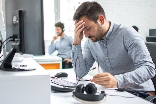 مدیریت استرس کارمندان